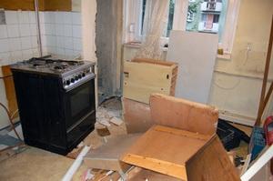 Débarras et nettoyage d'appartements avant état des lieux à Veytaux