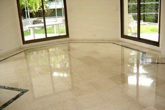 Nettoyage de sols en pierre et marbre - Marbre au sol ...
